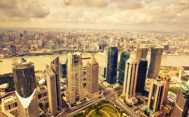 wielkie miasto